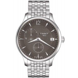 Tissot Men's Watch T-Classic Tradition GMT Quartz T0636391106700