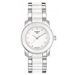 Tissot T0642102201100 T-Lady Cera Quartz Women's Watch