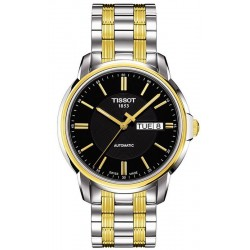 Tissot Men's Watch T-Classic Automatics III T0654302205100