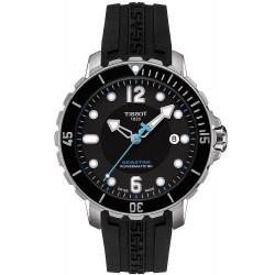 Tissot T0664071705702 T-Sport Seastar 1000 Powermatic 80 Automatic Men's Watch