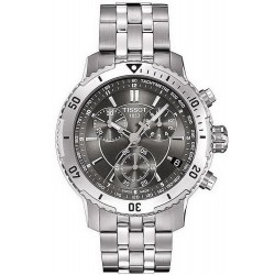 Tissot Men's Watch T-Sport PRS 200 T0674171105100 Chronograph