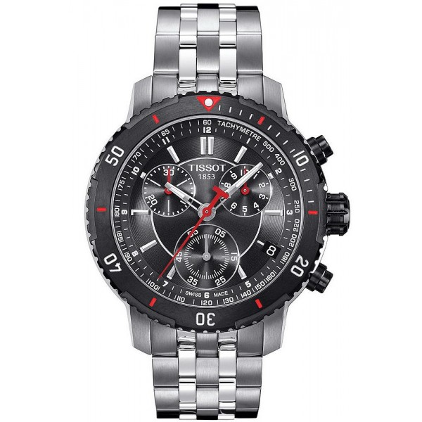 Buy Tissot Men's Watch T-Sport PRS 200 T0674172105100 Chronograph