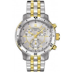 Tissot Men's Watch T-Sport PRS 200 T0674172203100 Chronograph