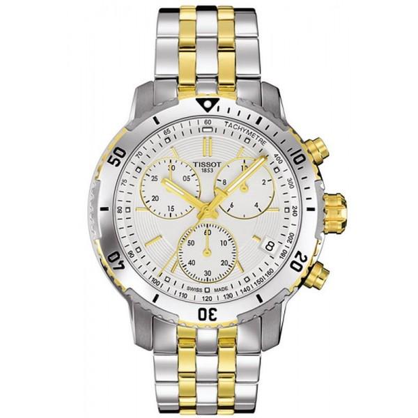 Buy Tissot Men's Watch T-Sport PRS 200 T0674172203101 Chronograph