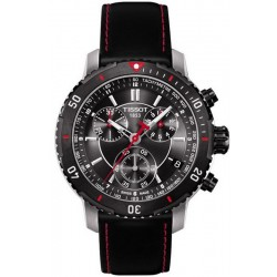 Tissot Men's Watch T-Sport PRS 200 T0674172605100 Chronograph