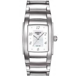 Tissot Women's Watch T0733101111600 T-Lady T10 Diamonds Mother of Pearl