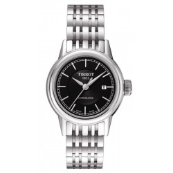 Buy Tissot Women's Watch T-Classic Carson Automatic T0852071105100