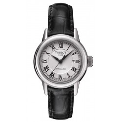 Buy Tissot Women's Watch T-Classic Carson Automatic T0852071601300