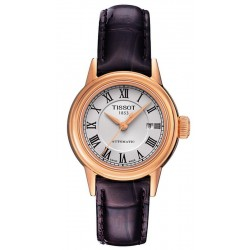 Buy Tissot Women's Watch T-Classic Carson Automatic T0852073601300
