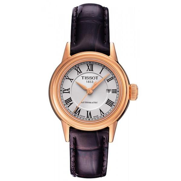 Buy Tissot Women's Watch T-Classic Carson Automatic T0852073601300