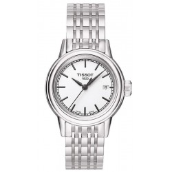 Tissot T0852101101100 T-Classic Carson Quartz Women's Watch