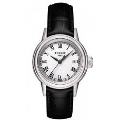Buy Tissot Women's Watch T-Classic Carson Quartz T0852101601300