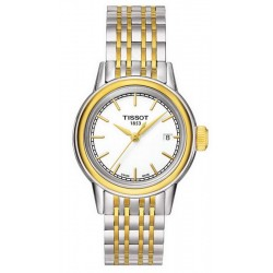 Buy Tissot Women's Watch T-Classic Carson Quartz T0852102201100