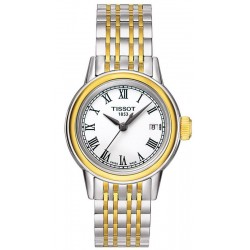 Buy Tissot Women's Watch T-Classic Carson Quartz T0852102201300