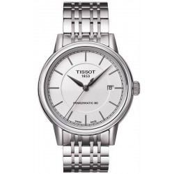 Tissot Men's Watch T-Classic Carson Powermatic 80 T0854071101100