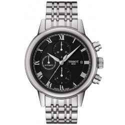 Buy Tissot Men's Watch Carson Automatic Chronograph T0854271105300
