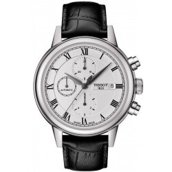 Tissot Men's Watch Carson Automatic Chronograph T0854271601300