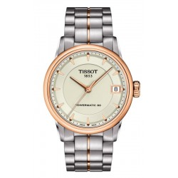 Tissot Women's Watch T-Classic Luxury Powermatic 80 T0862072226101