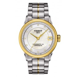 Tissot Women's Watch Luxury Powermatic 80 COSC T0862082211600