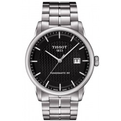 Tissot T0864071120102 T-Classic Luxury Powermatic 80 Automatic Men's Watch