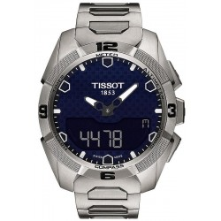 Tissot Men's Watch T-Touch Expert Solar Titanium T0914204404100