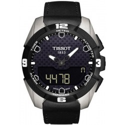 Tissot Men's Watch T-Touch Expert Solar Titanium T0914204605100