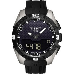 Tissot Men's Watch T-Touch Expert Solar Titanium T0914204705100