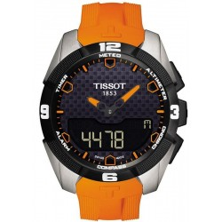 Tissot Men's Watch T-Touch Expert Solar Titanium T0914204705101