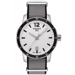 Tissot Men's Watch Quickster Nato Quartz T0954101703700