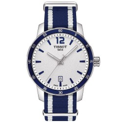 Tissot Men's Watch Quickster Nato Quartz T0954101703701