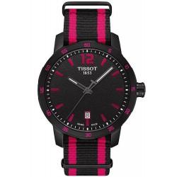 Tissot Men's Watch Quickster Nato Quartz T0954103705701