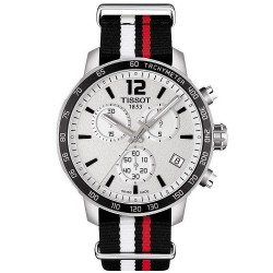 Tissot Men's Watch T-Sport Quickster Nato Chronograph T0954171703701