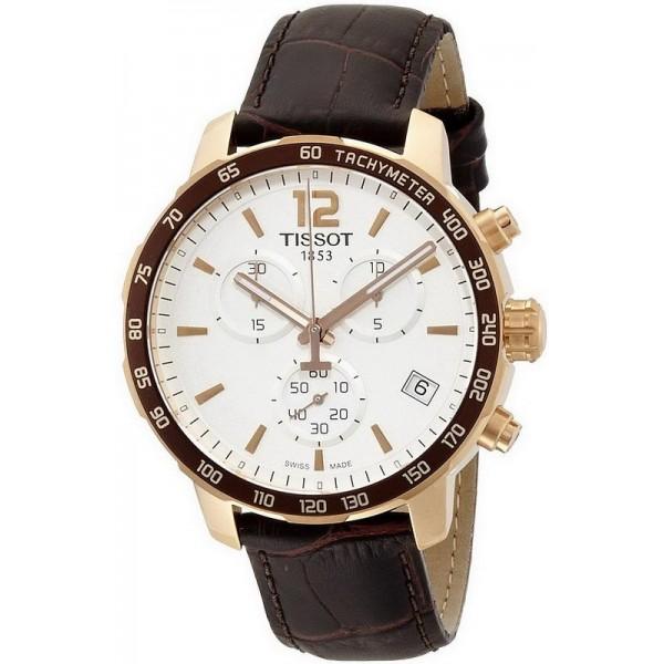 Buy Tissot Men's Watch T-Sport Quickster Chronograph T0954173603700