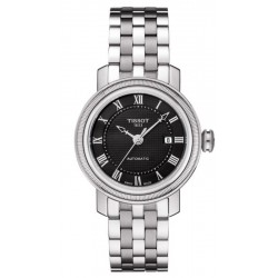 Buy Tissot Women's Watch T-Classic Bridgeport Automatic T0970071105300