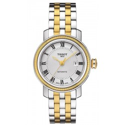 Buy Tissot Women's Watch T-Classic Bridgeport Automatic T0970072203300