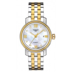 Buy Tissot Women's Watch T-Classic Bridgeport Automatic T0970072211600