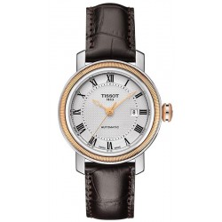Buy Tissot Women's Watch T-Classic Bridgeport Automatic T0970072603300