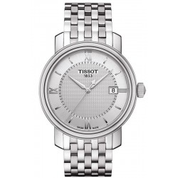 Tissot Men's Watch T-Classic Bridgeport Quartz T0974101103800