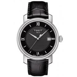 Tissot Men's Watch T-Classic Bridgeport Quartz T0974101605800