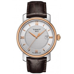 Tissot Men's Watch T-Classic Bridgeport Quartz T0974102603800