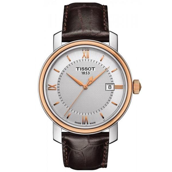 Buy Tissot Men's Watch T-Classic Bridgeport Quartz T0974102603800