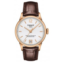 Tissot Women's Watch Chemin Des Tourelles Powermatic 80 T0992073603700