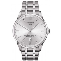 Buy Tissot Men's Watch Chemin Des Tourelles Powermatic 80 T0994071103700