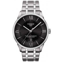 Tissot Men's Watch Chemin des Tourelles Powermatic 80 T0994071105800