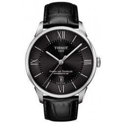 Tissot Men's Watch Chemin Des Tourelles Powermatic 80 T0994071605800