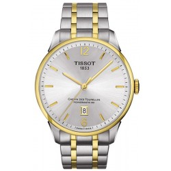 Buy Tissot Men's Watch Chemin Des Tourelles Powermatic 80 T0994072203700