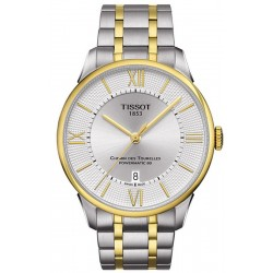 Tissot Men's Watch Chemin Des Tourelles Powermatic 80 T0994072203800