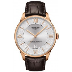 Buy Tissot Men's Watch Chemin des Tourelles Powermatic 80 T0994073603800