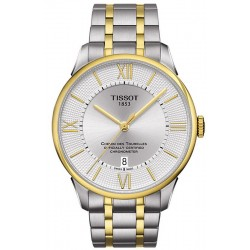 Tissot Men's Watch Chemin Des Tourelles Powermatic 80 COSC T0994082203800