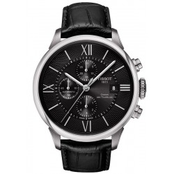 Tissot Men's Watch Chemin Des Tourelles Automatic Chronograph T0994271605800
